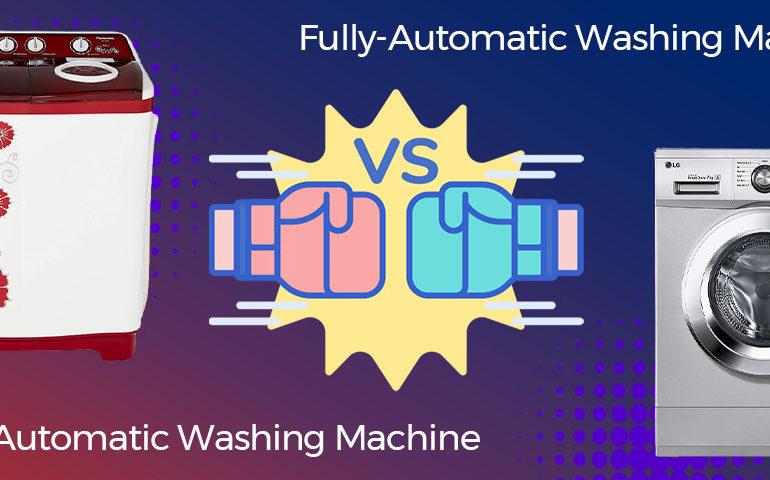 Fully-automatic-vs-Semi-automatic-washing-machine